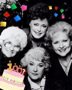 How OLD were the Golden Girls?