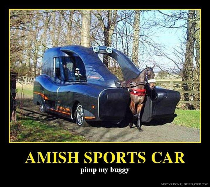 Bad Ass Amish Extreme Mom