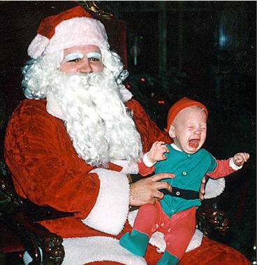 Scared Of Santa 3