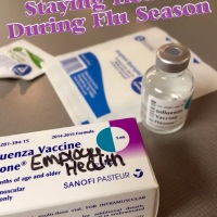 Staying Healthy During Flu Season- Flu Prevention and Treatment